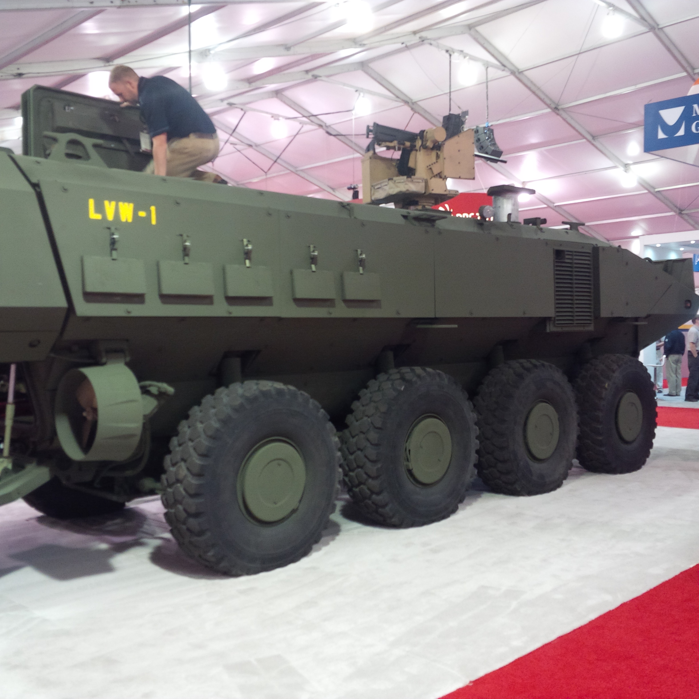 Iveco Bae Systems Amphibious Combat Vehicle Candidate Defense Media Review